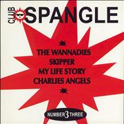 Click here for more info about 'The Wannadies - Club Spangle E.P. No.3 - Various'