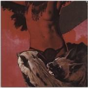 The Warlocks Heavy Deavy Skull Lover USA vinyl LP