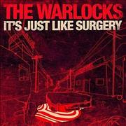 Click here for more info about 'The Warlocks - It's Just Like Surgery'