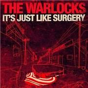 The Warlocks It's Just Like Surgery UK CD single
