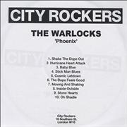 Click here for more info about 'The Warlocks - Phoenix Album'