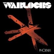 The Warlocks Phoenix UK CD album