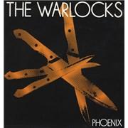 The Warlocks Phoenix UK 2-LP vinyl set