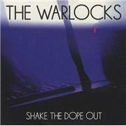"The Warlocks Shake The Dope Out UK 7"" vinyl"