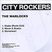 Click here for more info about 'The Warlocks - Shake'