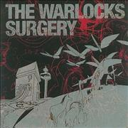The Warlocks Surgery UK CD album