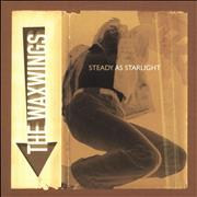 Click here for more info about 'The Waxwings - Steady As Starlight - Orange Vinyl'