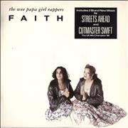 Click here for more info about 'The Wee Papa Girl Rappers - Faith - Remixes'
