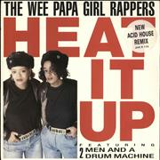 Click here for more info about 'The Wee Papa Girl Rappers - Heat It Up'