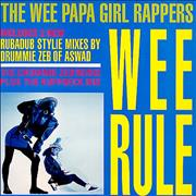 Click here for more info about 'The Wee Papa Girl Rappers - Wee Rule'