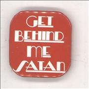 Click here for more info about 'The White Stripes - Get Behind Me Satan'
