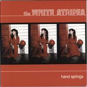 Click here for more info about 'The White Stripes - Hand Springs - Non-Barcoded Sleeve'