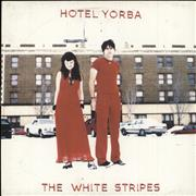 Click here for more info about 'The White Stripes - Hotel Yorba - EX'
