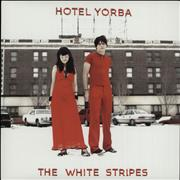 Click here for more info about 'The White Stripes - Hotel Yorba - Red Vinyl'