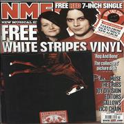 Click here for more info about 'The White Stripes - Icky Thump/Rag And Bone'