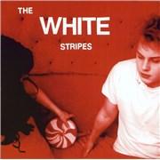 """The White Stripes Let's Shake Hands USA 7"""" vinyl"""