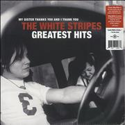 Click here for more info about 'The White Stripes - My Sister Thanks You And I Thank You: The White Stripes Greatest Hits'