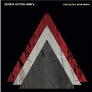 Click here for more info about 'The White Stripes - Seven Nation Army (The Glitch Mob Remix) - Red Vinyl'