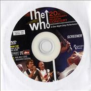 Click here for more info about 'The Who - 20th Anniversery Reunion Concert'