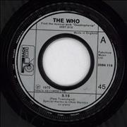 Click here for more info about 'The Who - 5.15 - Five Fifteen - Jukebox'