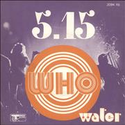 Click here for more info about 'The Who - 5.15 - Five Fifteen'
