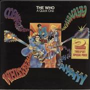 Click here for more info about 'The Who - A Quick One / Sell Out - Stickered'