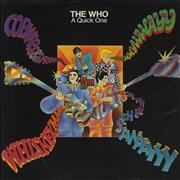 Click here for more info about 'The Who - A Quick One / Sell Out - EX'