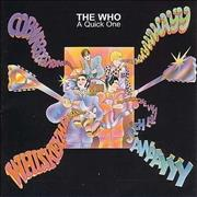 Click here for more info about 'The Who - A Quick One'