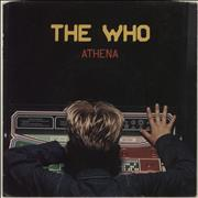 Click here for more info about 'The Who - Athena'