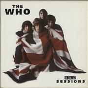 Click here for more info about 'The Who - BBC Sessions - EX'