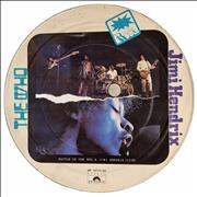 The Who Battle Of The Who & Jimi Hendrix (Live) Japan 2-LP vinyl set