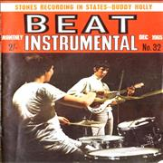 Click here for more info about 'Beat Instrumental Monthly No.32'