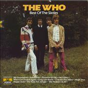 Click here for more info about 'The Who - Best Of The Sixties'