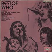 Click here for more info about 'The Who - Best Of Who'