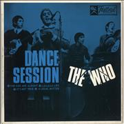 Click here for more info about 'The Who - Dance Session EP'