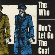 Click here for more info about 'Don't Let Go The Coat'
