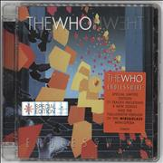 Click here for more info about 'The Who - Endless Wire - Stickered case'