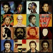 The Who Face Dances UK vinyl LP