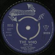 Click here for more info about 'The Who - Happy Jack - 3pr - EX'