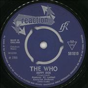 "The Who Happy Jack - 3prong - EX UK 7"" vinyl"
