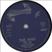 Click here for more info about 'The Who - Happy Jack - Solid - EX'