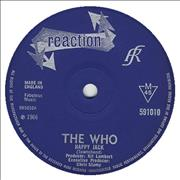 Click here for more info about 'The Who - Happy Jack - Solid'