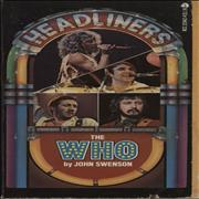 The Who Headliners: The Who USA book