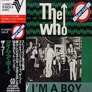 Click here for more info about 'The Who - I'm A Boy - CDV'