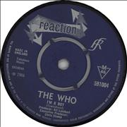 Click here for more info about 'The Who - I'm A Boy - 4pr'