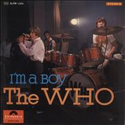 Click here for more info about 'I'm A Boy - VG'