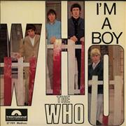 Click here for more info about 'The Who - I'm A Boy EP - EX'
