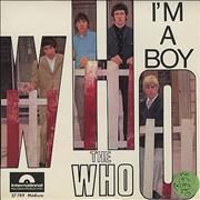 Click here for more info about 'The Who - I'm A Boy EP - Mint'