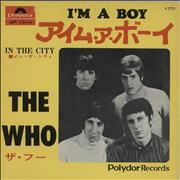 Click here for more info about 'The Who - I'm A Boy'