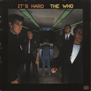 Click here for more info about 'The Who - It's Hard'